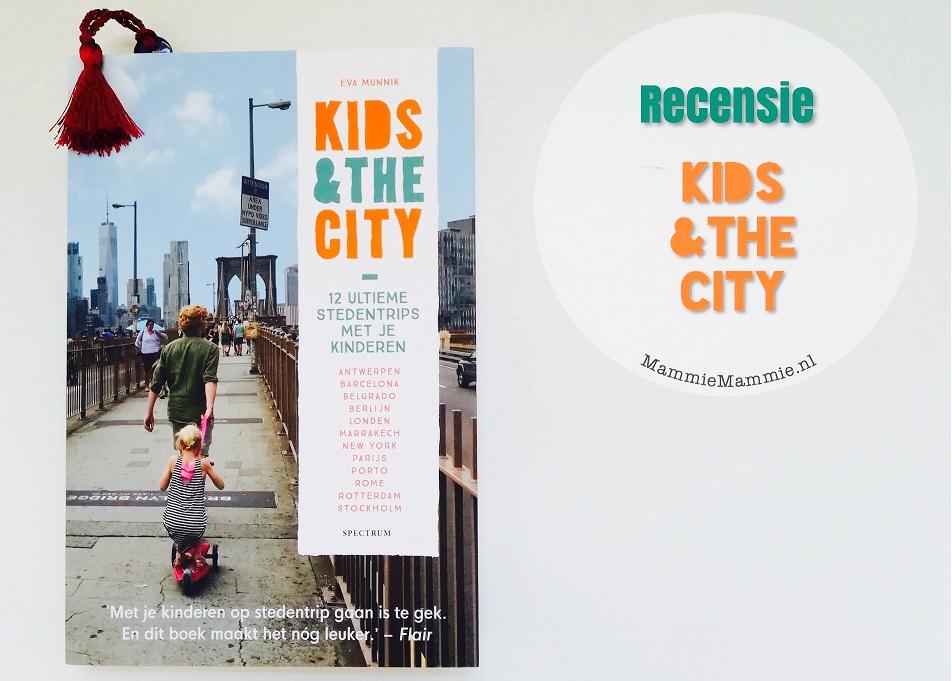 boek op reis met kinderen