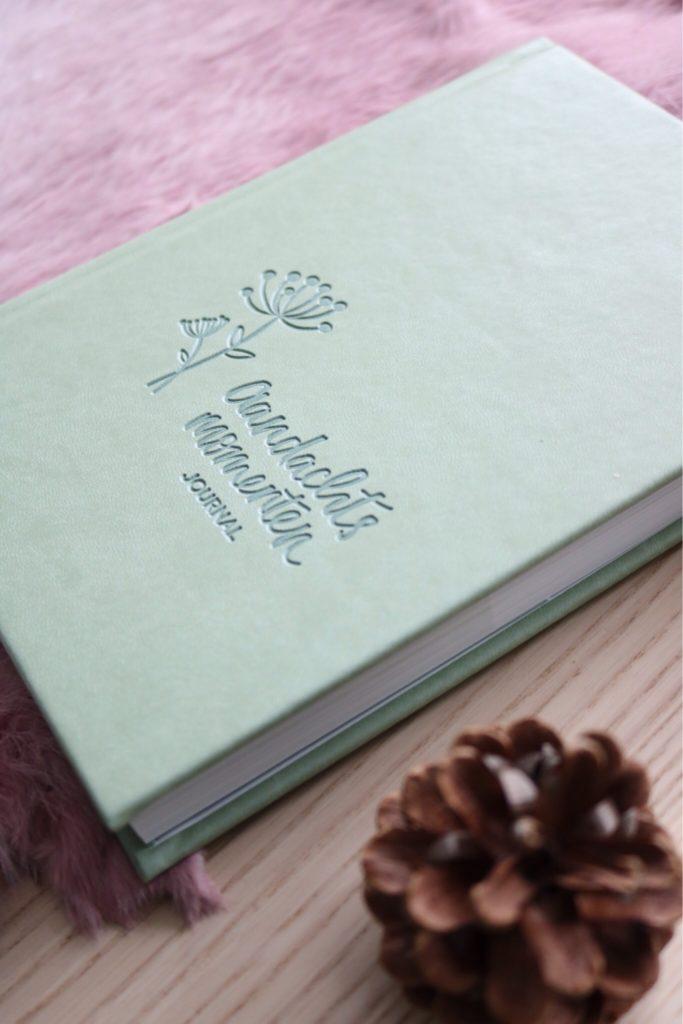 kleine momenten journal