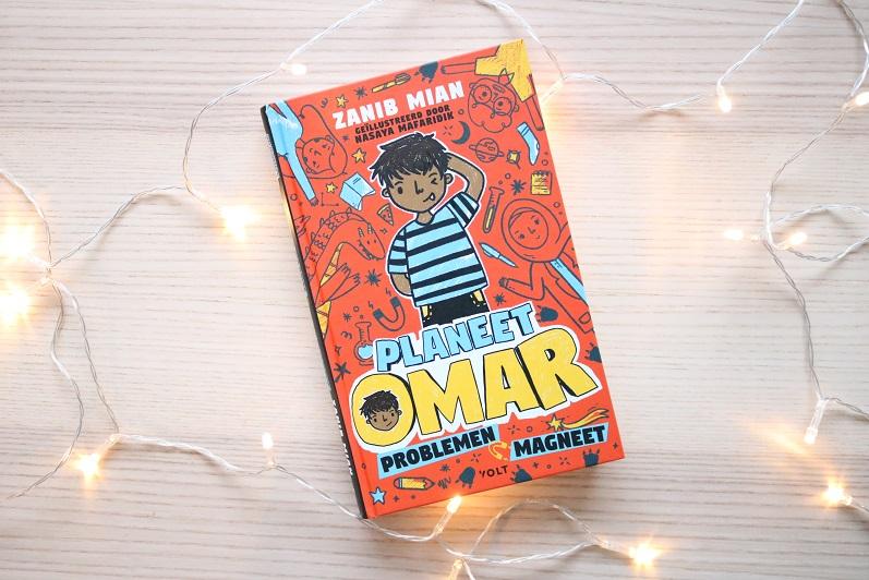 boekrecensie Planeet Omar
