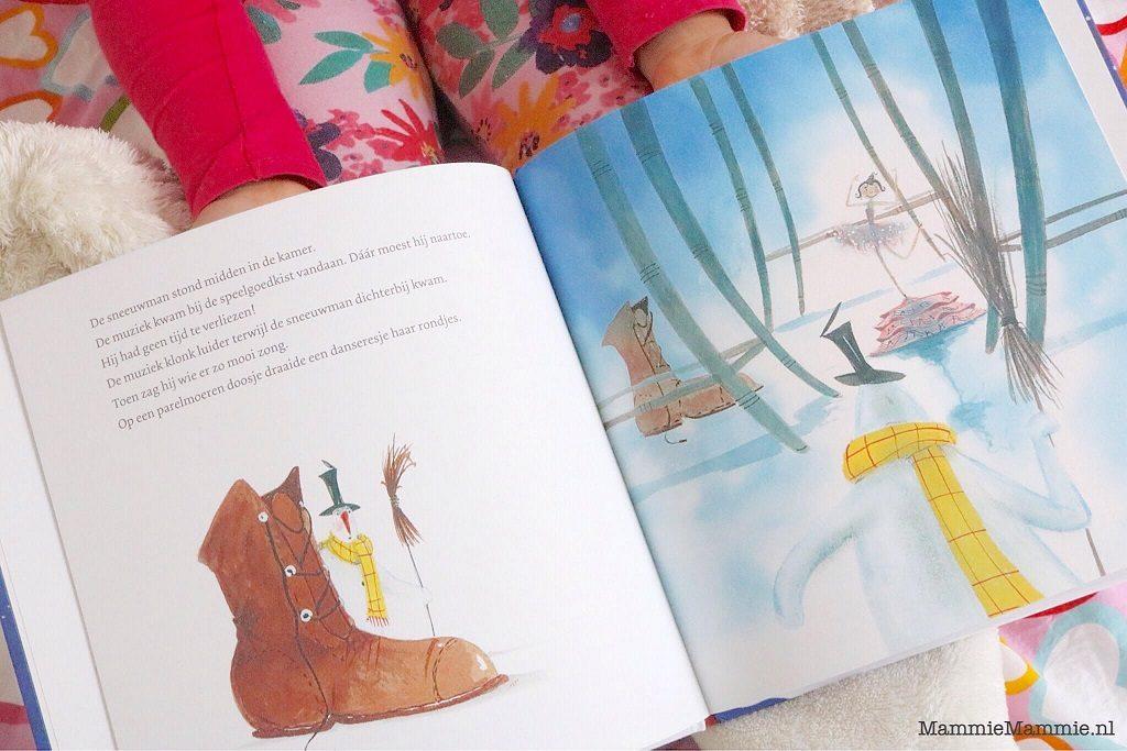 de kleine sneeuwman boek