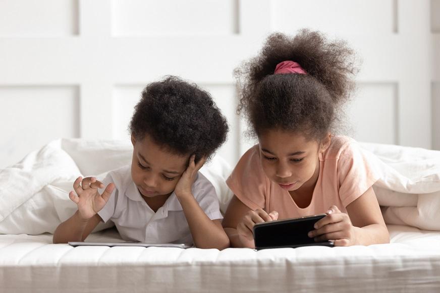 smartphone veilig maken kind