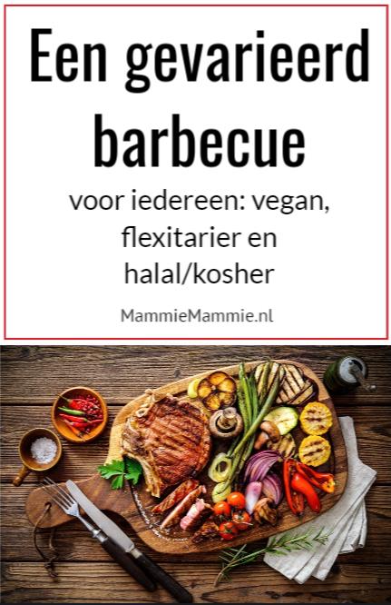 bbq tips voor vegan en vlees