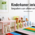 kinderkamer inrichten kleur bepalen