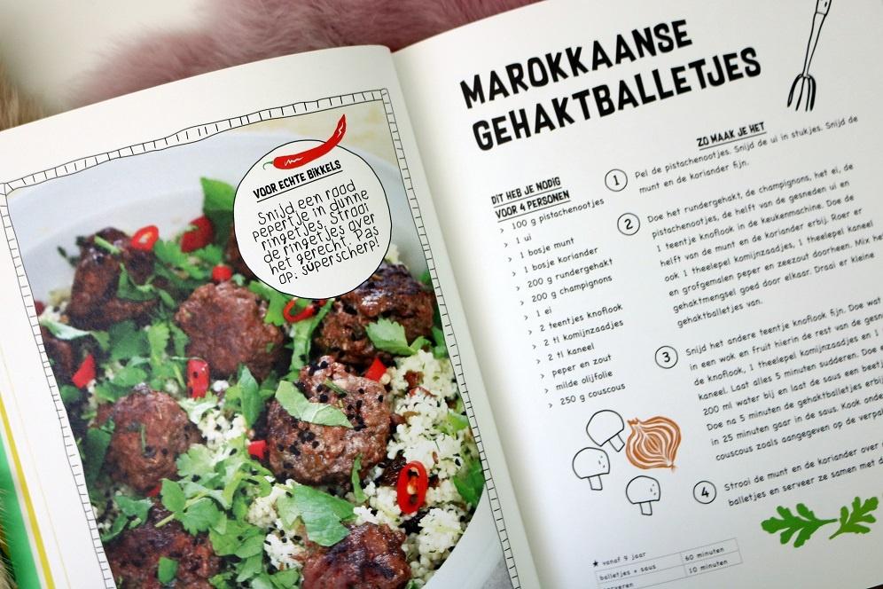 marokkaans recept gehakballen