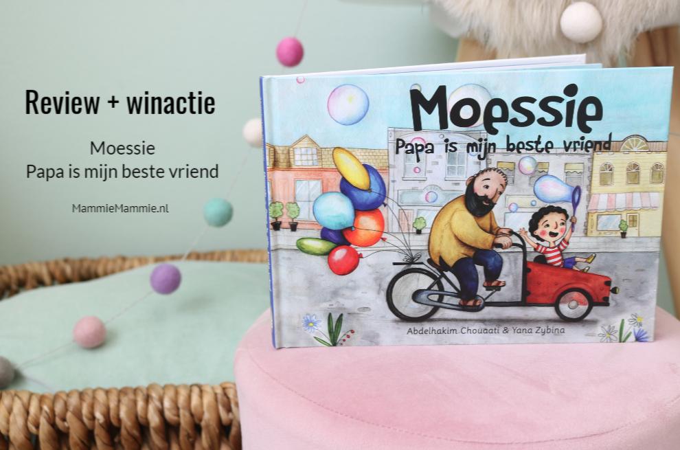 Moessie Boekie papa is mijn beste vriend