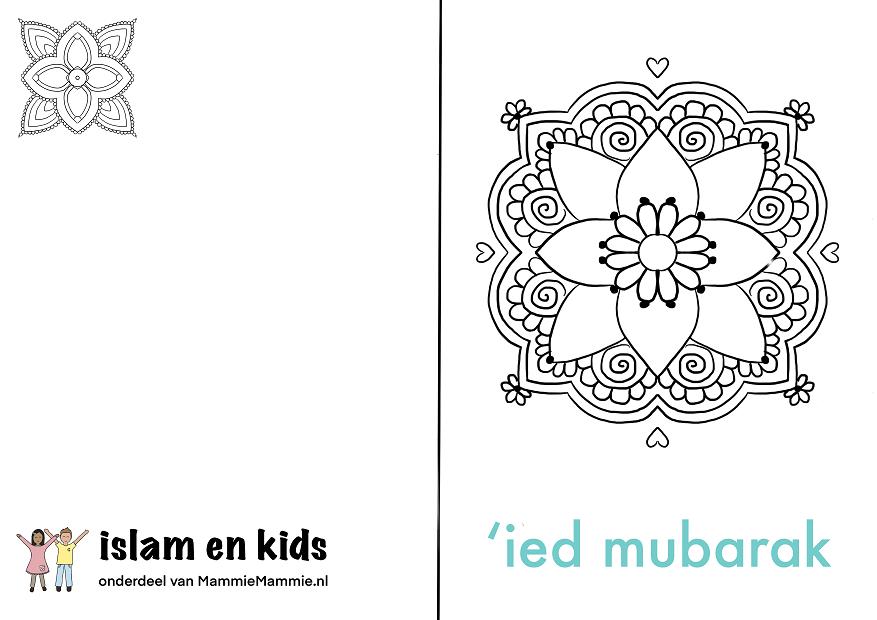 gratis kaart islam