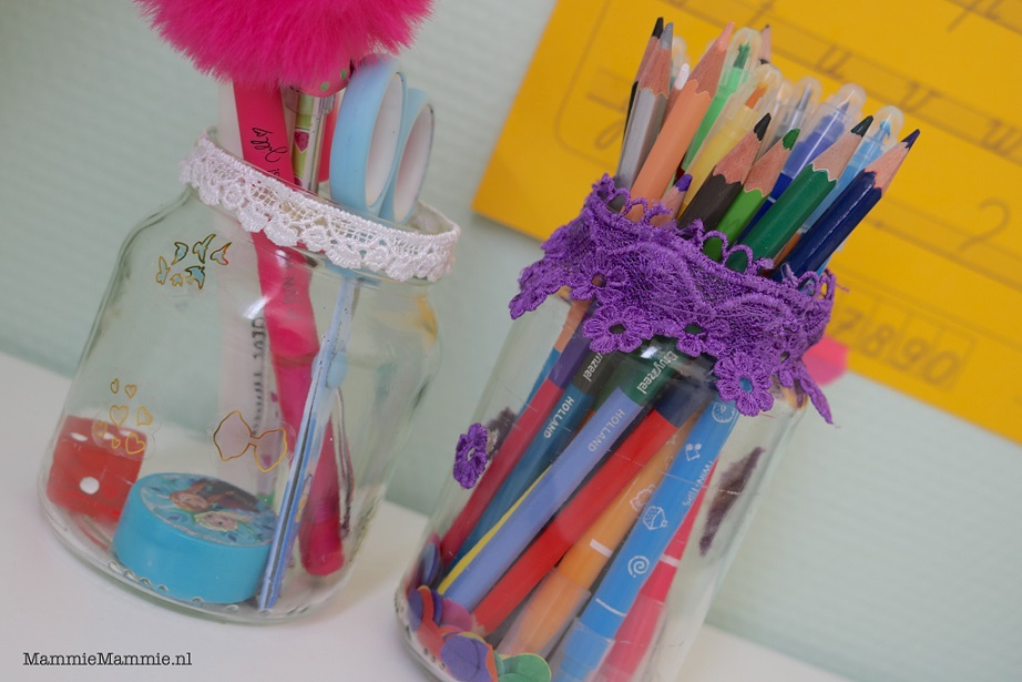 pennenbakje maken