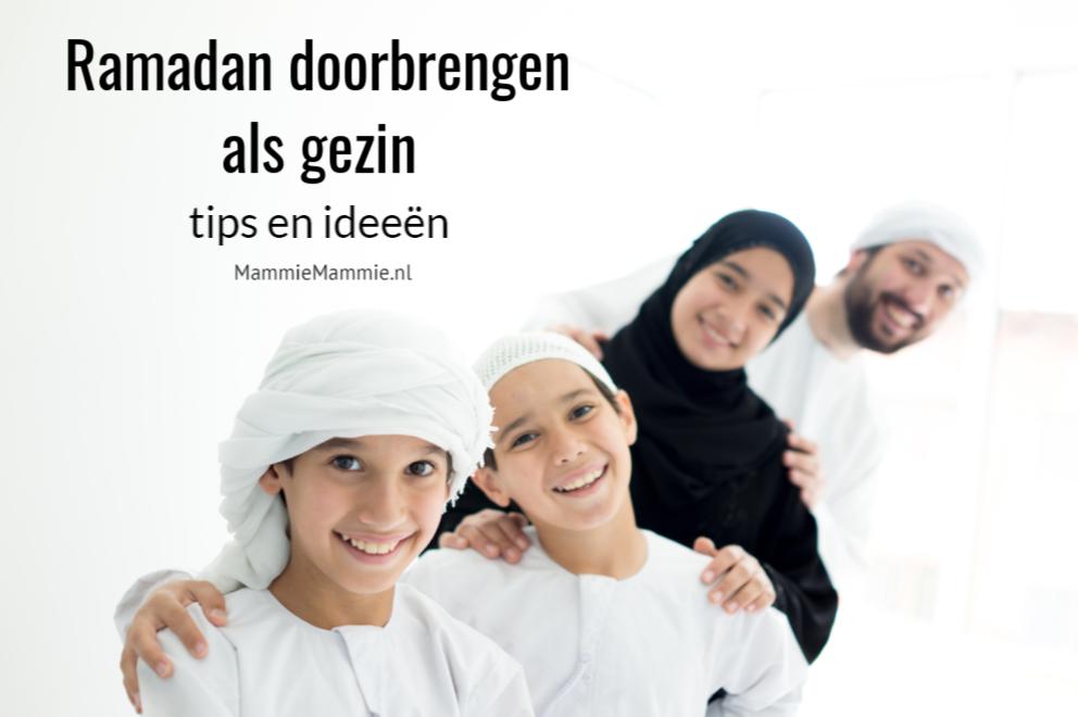 ramadan tips voor gezin