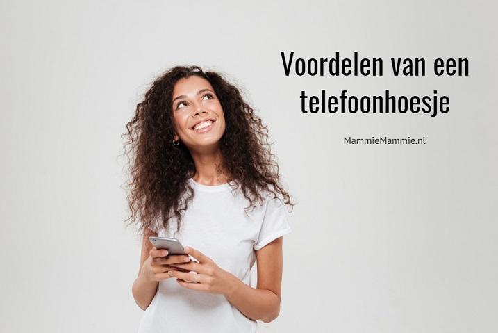 voordelen telefoonhoesje