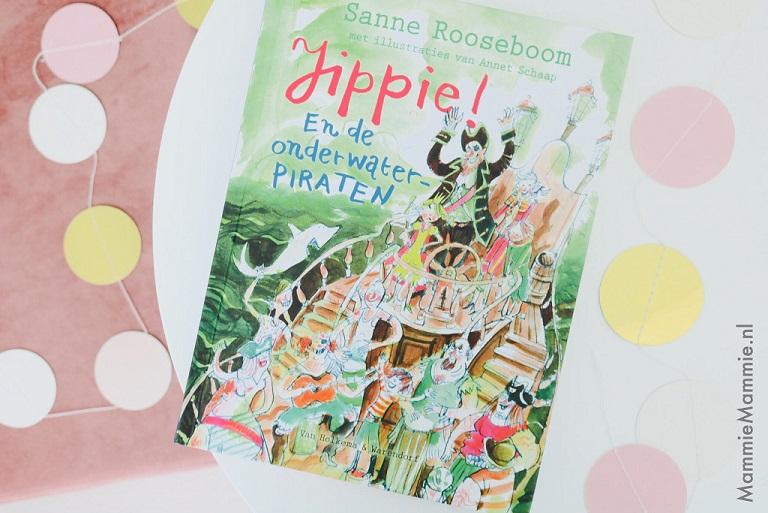 recensie kinderboek jippie en de onderwaterpiraten