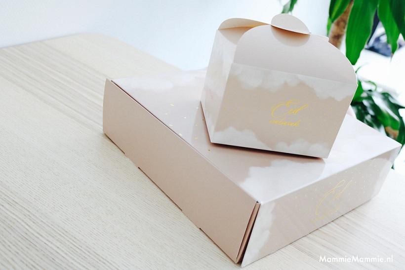 koekjes voor eid verpakking