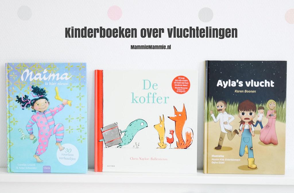 kinderboeken over vluchtelingen