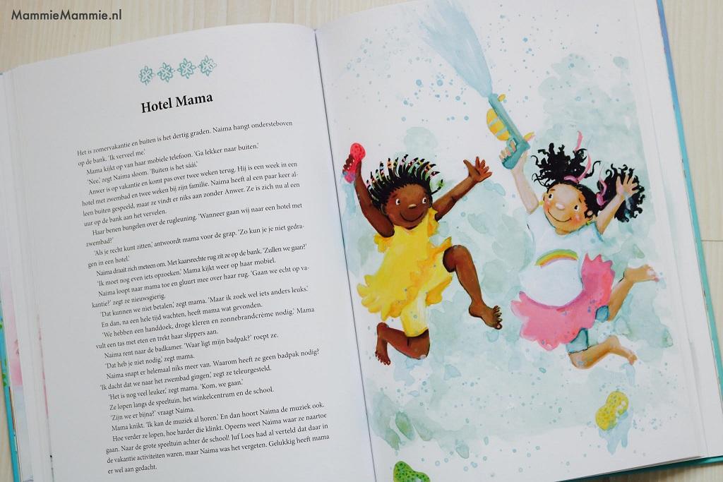 naima is nieuw kinderboek vluchteling
