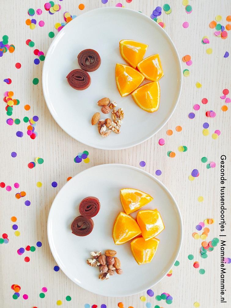 gezonde snacks kinderen