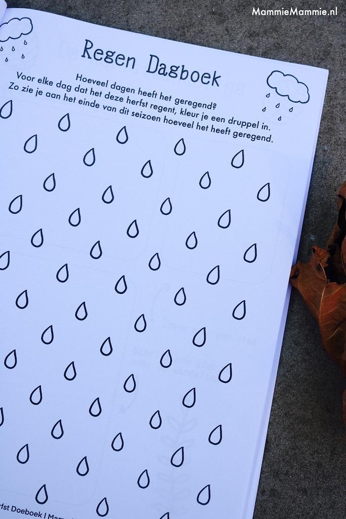 herfst werkboek basisschool