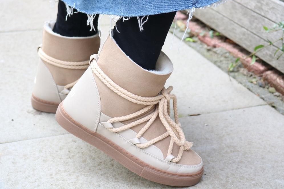 inuikii boots combineren