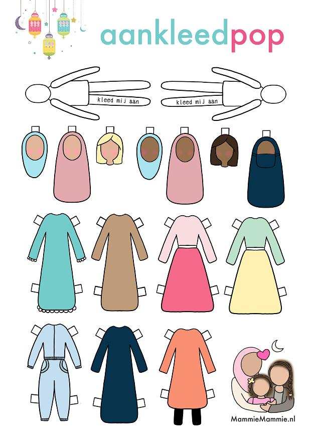islam knutselen