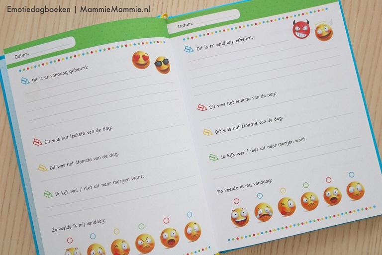 emotie dagboek voor kind