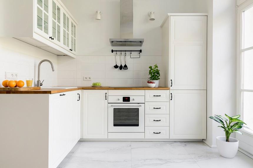 sfeer in de keuken