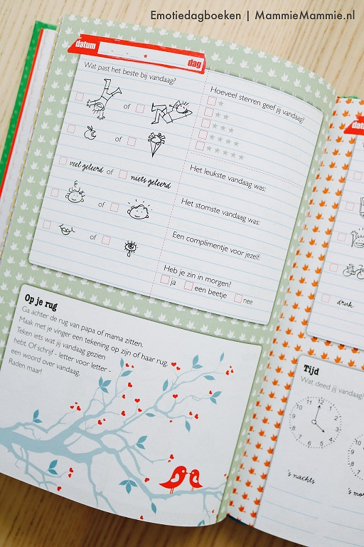 review gezinnig dagboek
