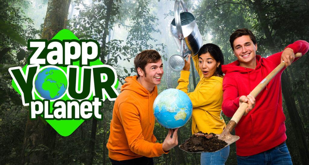 wat is zapp your planet