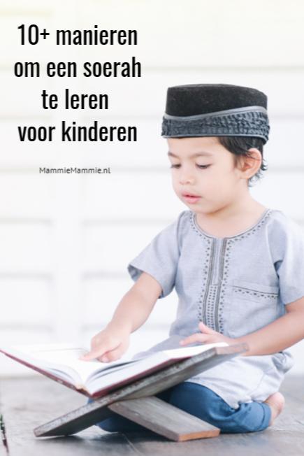 hoe leer je surah