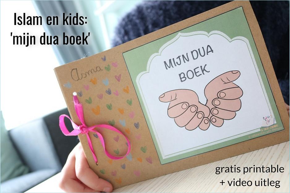 mijn dua boek voor kinderen