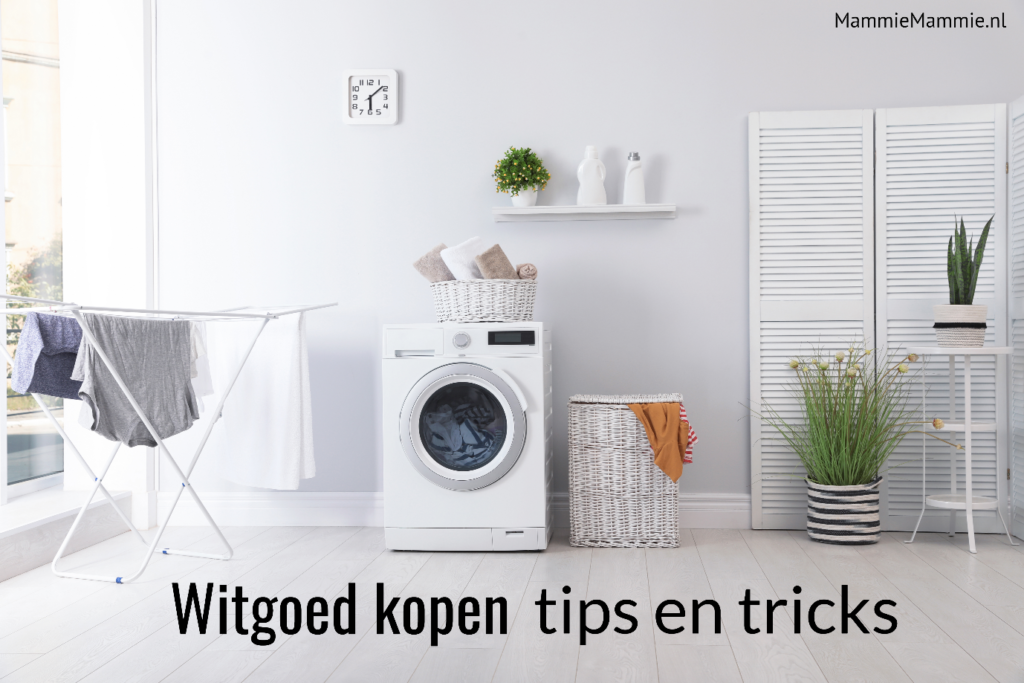 tips witgoed kopen