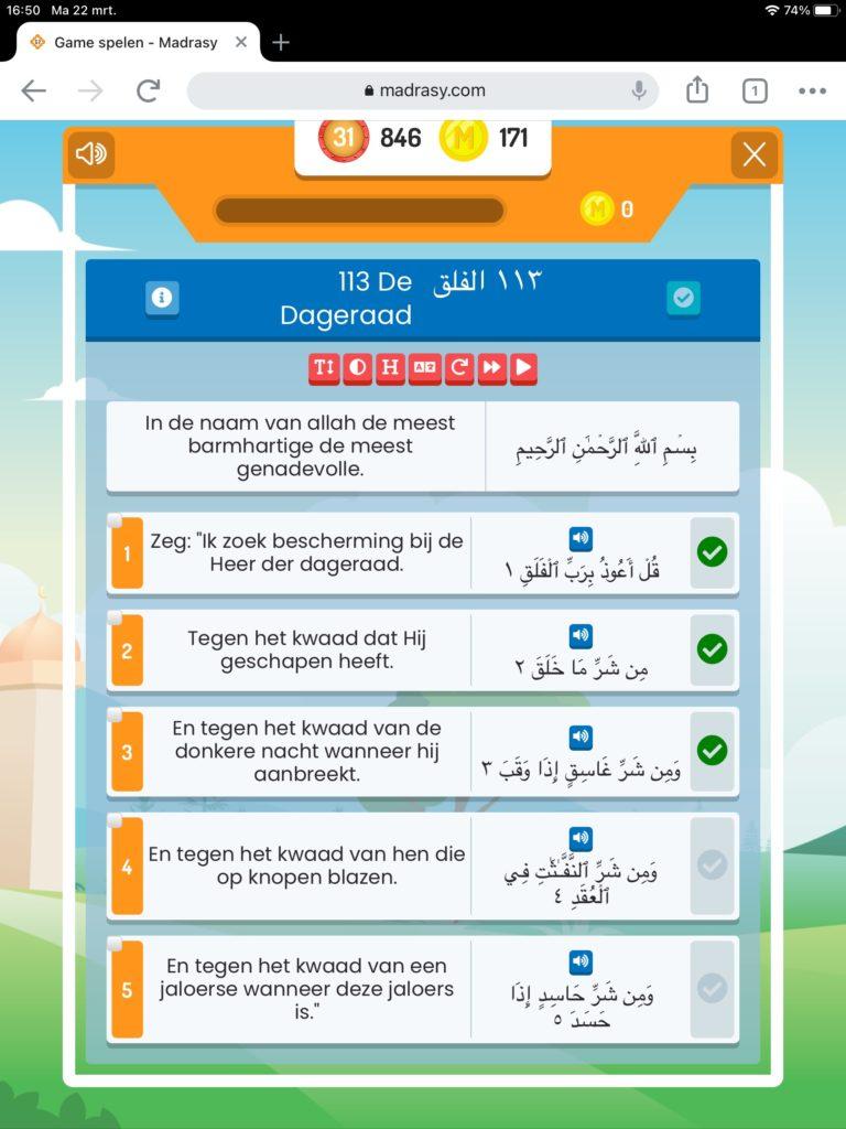 App koran leren