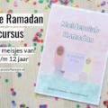 Ramadan cursus online voor kinderen