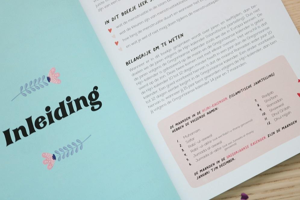 boek menstruatie islam voor meisjes