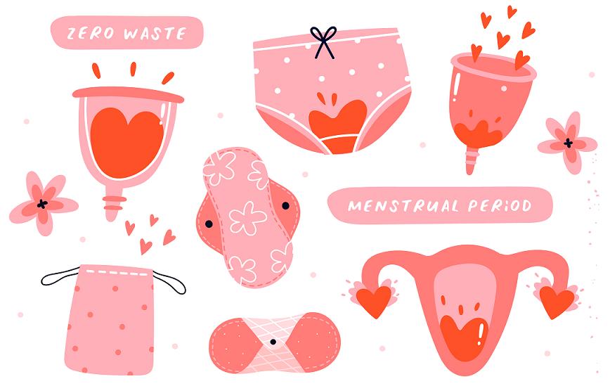 menstruatie met dochter bespreken