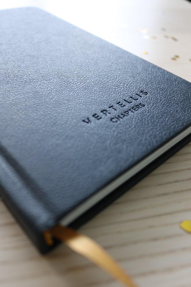 zwarte journal