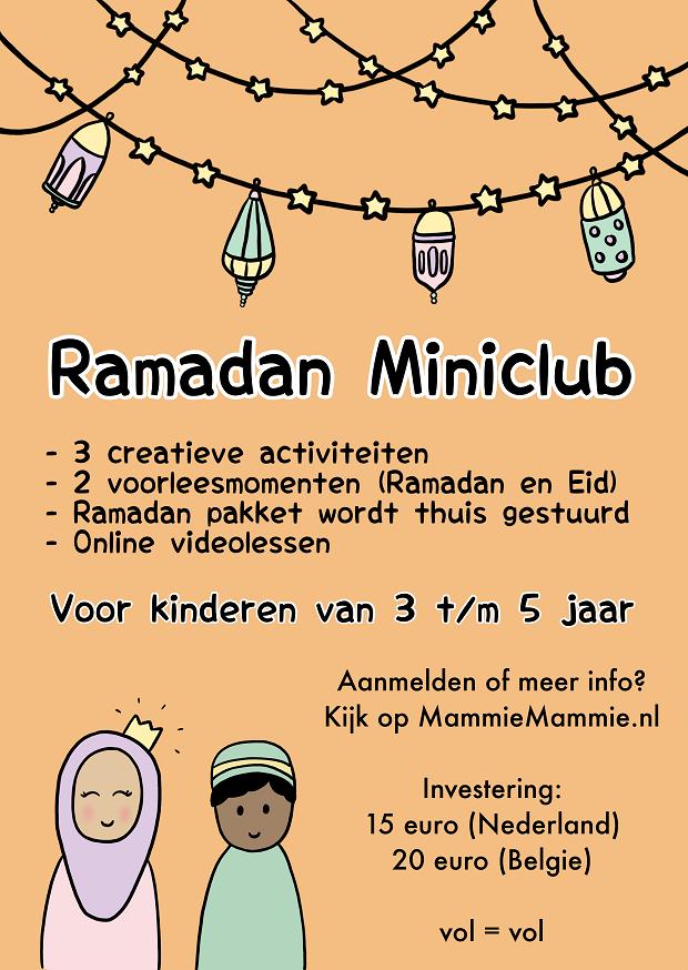Ramadan miniclub cursus