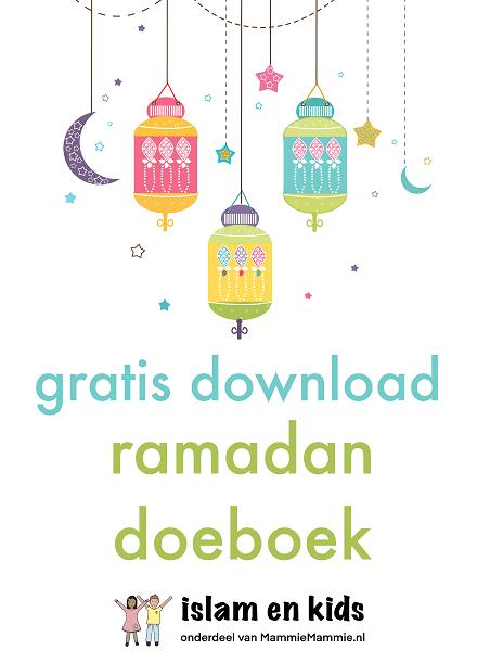 ramadan werkboek