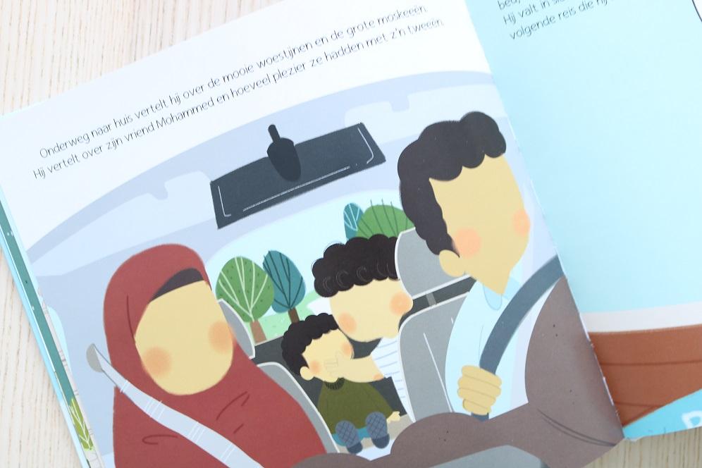 kinderboek islamitische wereld