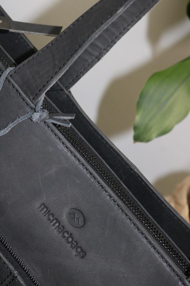 leren laptoptas vrouwen