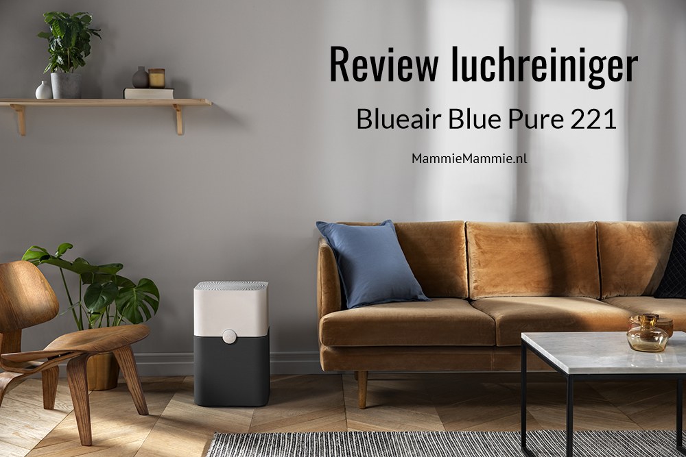 review blueair 221 luchtreiniger