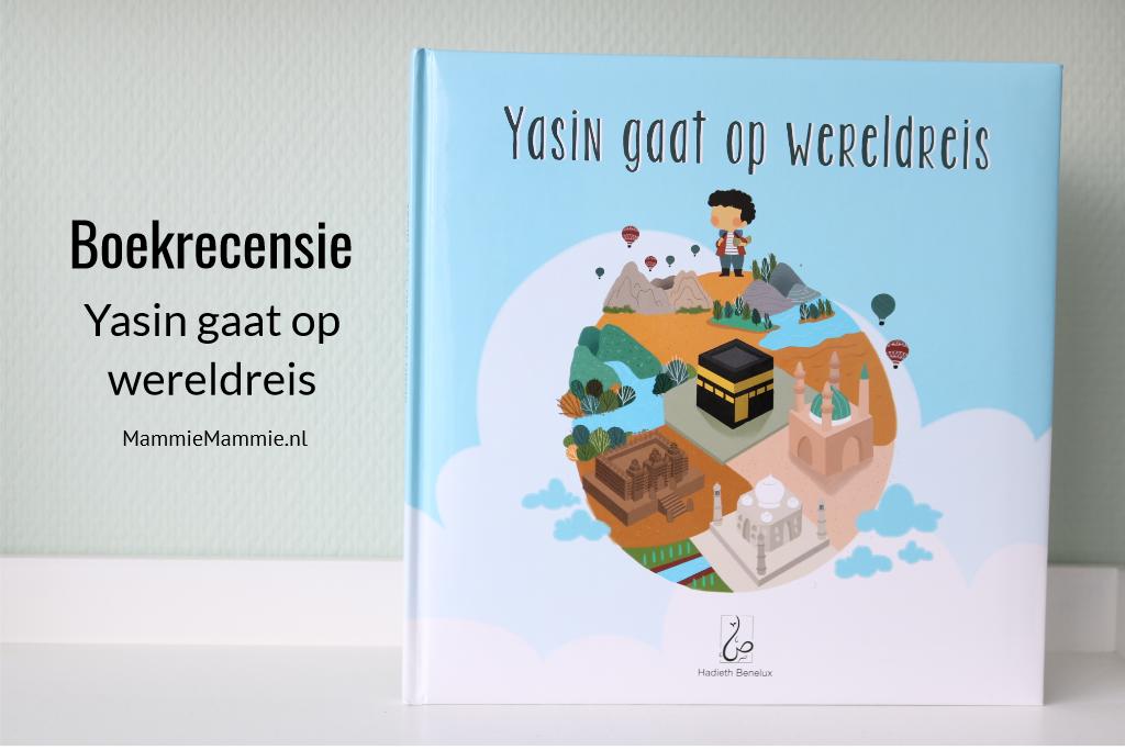 review yasin gaat op wereldreis