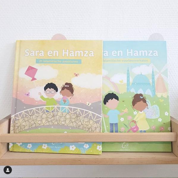 sara en hamza boeken