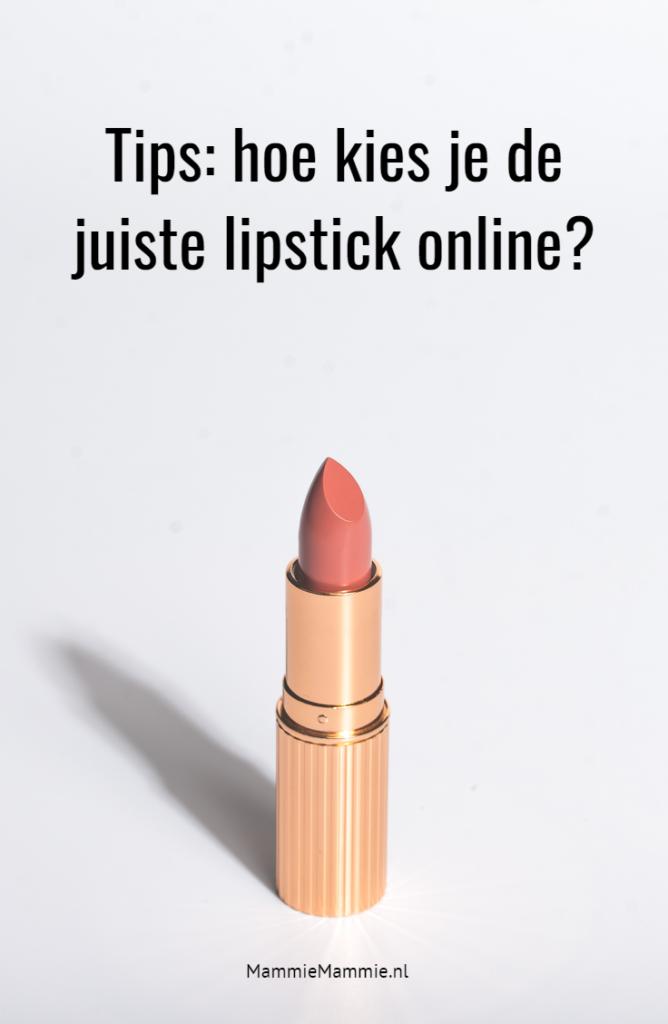 de juiste lipstick online kopen