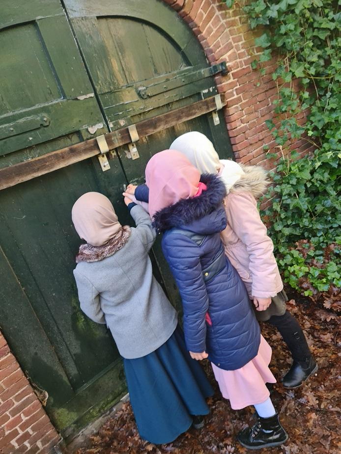 hijab voor kinderen