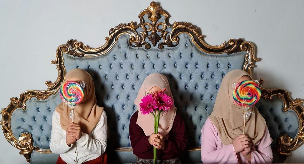 hoofddoeken voor meisjes