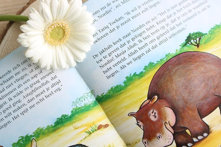 islamitisch kinderboek dieren