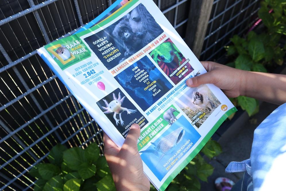 tijdschrift over dieren en techniek