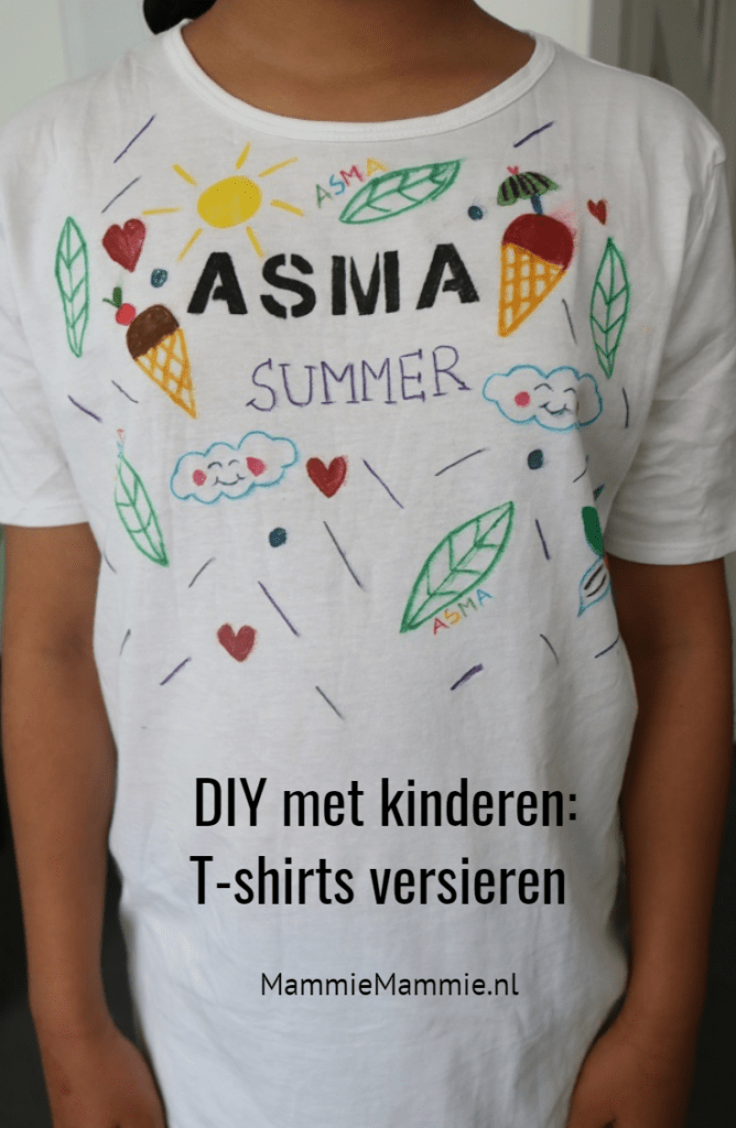 diy met kinderen kleding