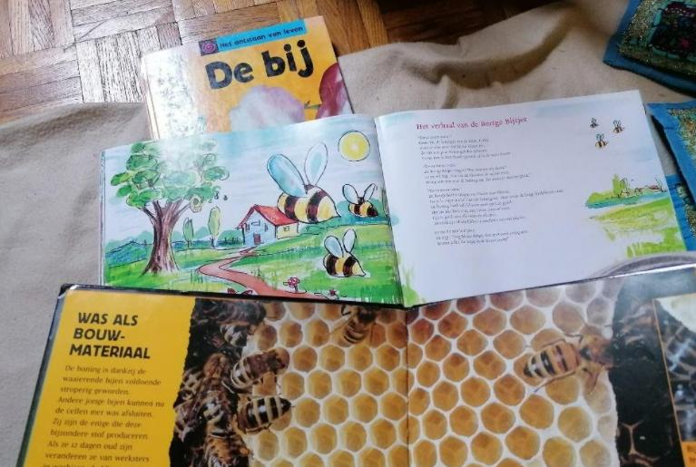 kinderboeken over bijen