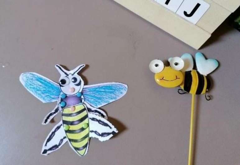 knutselen bijen