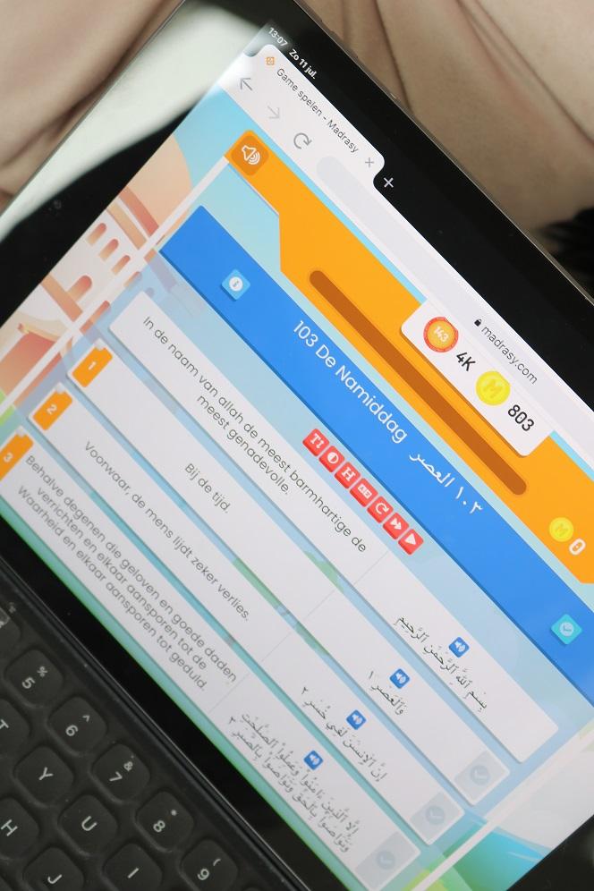 online koran leren kinderen