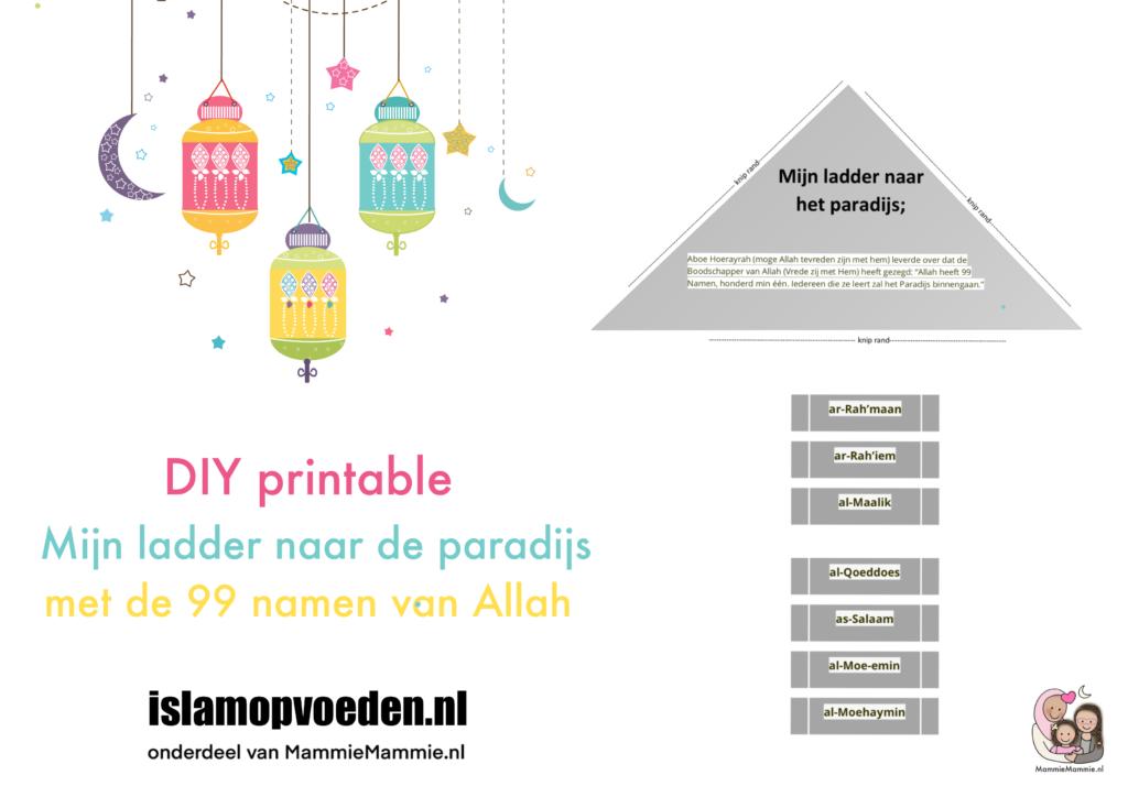 islamopvoeden.nl - blog voor islamitisch opvoeden